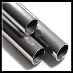 A312 gr aço tp304 inoxidável tubo chaminé galvanizado tubo de aço API