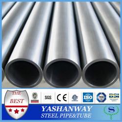 Sorteio frio 1 polegada tubo de aço 37 mm rodada tubo de aço inoxidável 316l