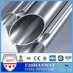 Ysw 202 2 mm de espessura diâmetro pequeno tubo de aço inoxidável