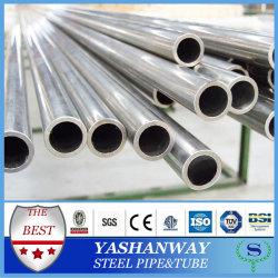 Ysw 310 Sch80 80 mm 90 mm de diâmetro tubo de aço inoxidável