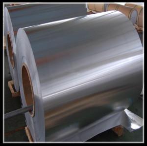 A1050 4 x 8 tôle d'aluminium ou bobine
