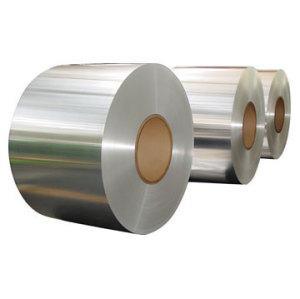 Prélaqué mill finition enduite alliage aluminium bobine