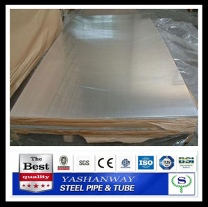 Ondulée galvanisée profilé en aluminium pour feuille de polycarbonate