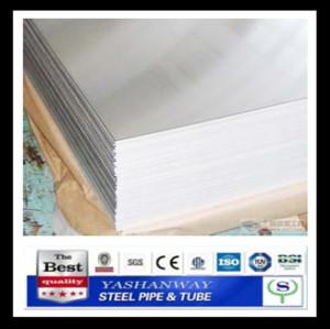 5083 h111 anodisé aluminium feuille d'alliage métallique perforé