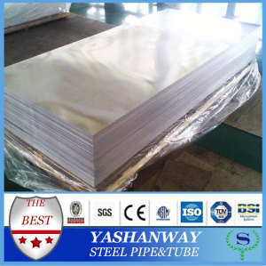 Ysw 5083 h111 6 mm aluminium épais feuille pour remorques de prix par kg