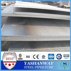 厚いysw100mmチェック鋼板