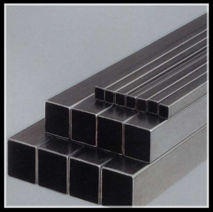 astma269tp304シームレスステンレス亜鉛メッキ鋼用チューブ平方エンドキャップ