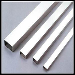 プラスチック製のエンドstb340ボイラー長方形のスチールチューブ用キャップ