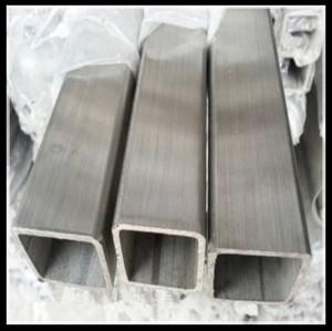 din17175相当するastma179鋼シームレス角形50x50のチューブ