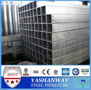 熱間圧延ysw201580*80ブラックコーティングされた鋼の正方形の管