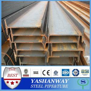中国のサプライヤーysw金属製の構造iビーム標準的な長さ鋼材価格