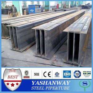 yswss400q235ba36s235jrastm軟鋼hビームキロ当たりの価格