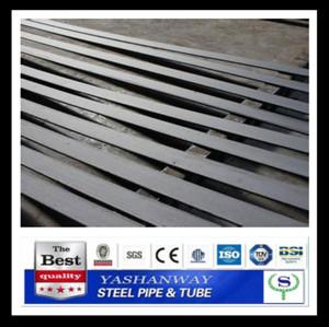 Galvanisé fer acier plat bar escalier main courante