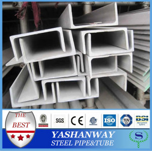 標準的な金属ysw軟鋼u溝形鋼チャンネルのサイズ