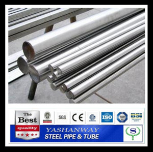 熱い販売のysw201525ミリメートル鋼丸棒丸棒アルミ