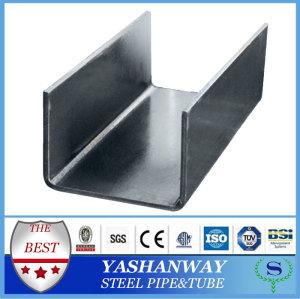 ユニバーサルysw100*50*5.0mmuチャンネル鋼棒熱間圧延重量