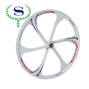ysw 6 뼈 휠 바퀴 산악 자전거