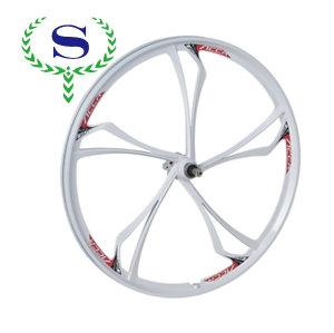ysw cerchi ruota integrato con 5 raggi per mtb