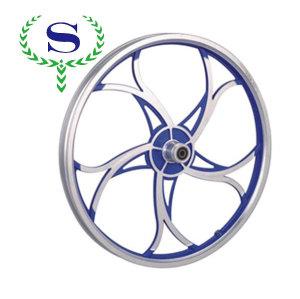ysw 2 pezzi 5 raggi bmx cerchi ruota