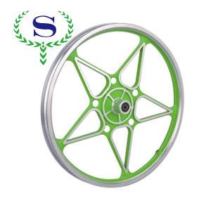 ysw 2 개 5로 BMX 뼈 휠 바퀴