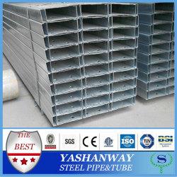 Silver YSW acero estructural 304 316 canal de acero inoxidable por kg