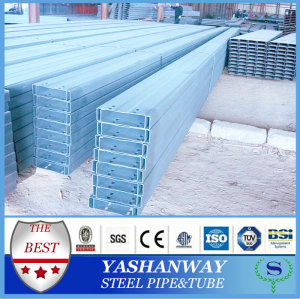 Ysw galvanisé à chaud c type acier de canal pour constructions