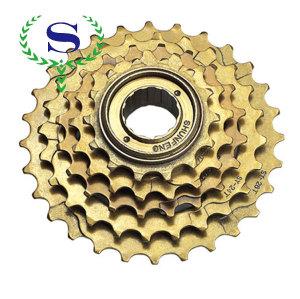 parti di biciclette ysw 5 velocità indice bici a ruota libera