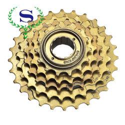 Silver YSW bicicleta partes 5 velocidad índice de rueda libre