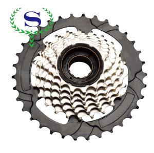ysw 7 속도 인덱스 14t-34t 자전거 부품 자전거 프리휠( freewheel)