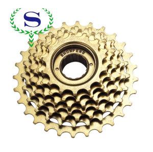 자전거 부품 ysw 7 속도 비- 인덱스 자전거 프리휠( freewheel)