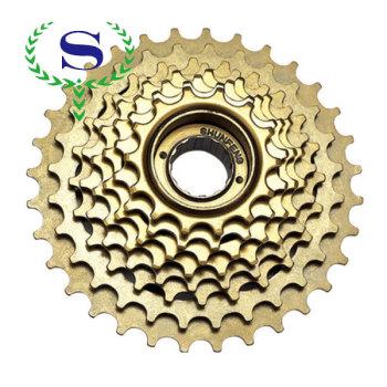 Ysw велосипед части 8 скорость 14 т - 34 т non-index велосипед выбеге