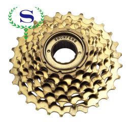 Silver YSW bicicleta partes 6 velocidad índice de rueda libre