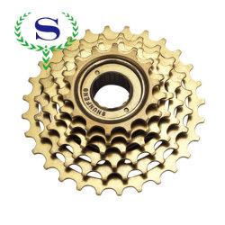 Silver YSW bicicleta partes 6 velocidad non-index rueda libre
