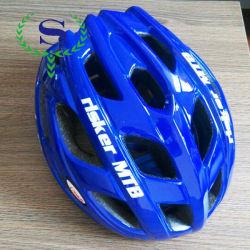 Silver YSW seguridad ligero de carbono bicicleta de lujo cascos