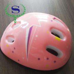 Silver YSW ligero colorido casco de fantasía para los niños