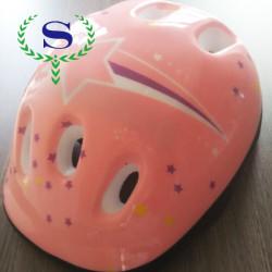 Silver YSW tipos de seguridad casco de China para los niños