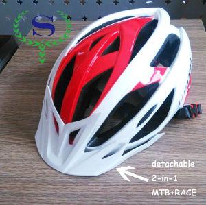 Ysw mousse léger EPS rouge cyclisme vélo de course casque à vendre