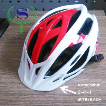 ysw köpük hafif eps kırmızı bisiklet yarış bisiklet kaskı satılık