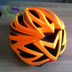 Silver YSW naranja recién llegado MTB bicicleta de ciclo de seguridad ABS del casco del deporte