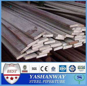Ysw SS400 Q235B S235JR ASTM A36 acier doux plat bar prix par kg