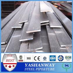 Silver YSW galvanizado en caliente barra plana para petróleo y hardware campos