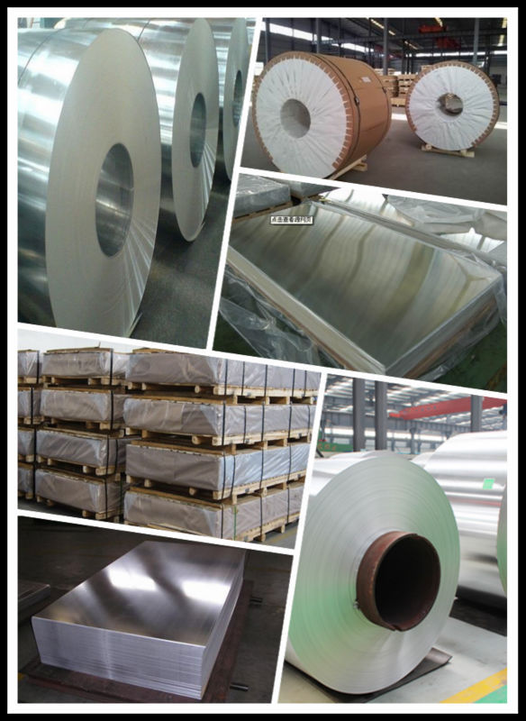 prepainted mill finish coated alloy aluminium coil