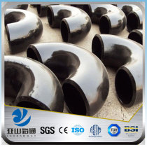 YSW high pressure 45 degree carbon steel material a234 wpb elbow