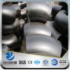 YSW schedule 40 carbon steel seamless 90 degree elbow
