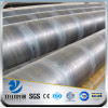 YSW dn800 300mm diameter used types of mild SSAW steel pipe for sale