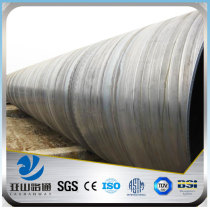 YSW schedule 40 3 inch 4.5mm diameter  SSAW steel pipe specifications