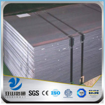YSW 26 gauge 4x8 galvanized steel sheet price per kg