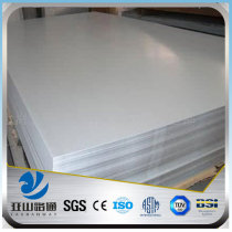YSW hs code gauge thickness galvanized corrugated metal iron sheet