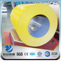 YSW ral 9012 printed color coated ppgi coils from China