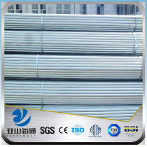 YSW class b 4 inch hs code hot dipped galvanized steel water pipe